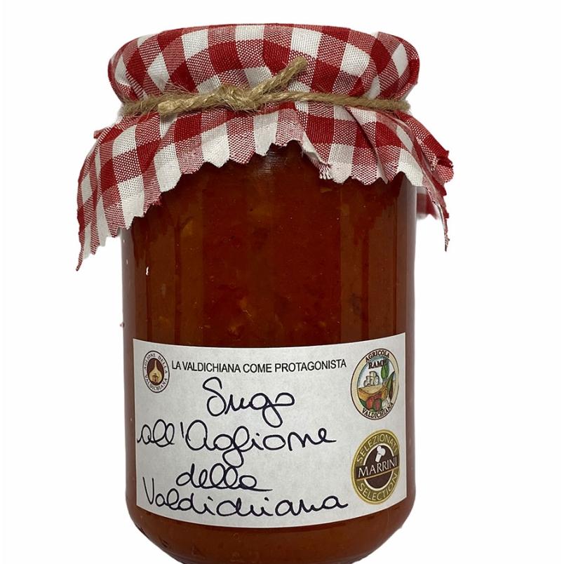 Sugo all'aglione - Agricola Valdichiana Rampi