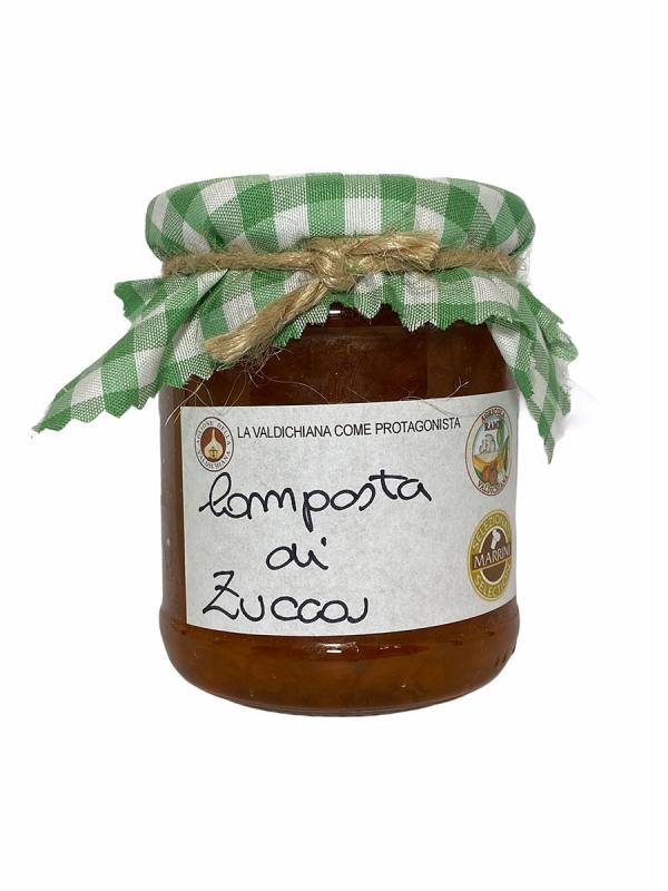 Composta di zucca - Agricola Valdichiana Rampi