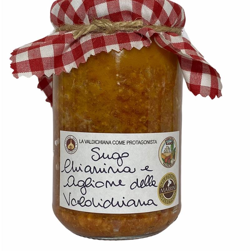 Sugo aglione valdichiana e chianina - Agricola Valdichiana Rampi
