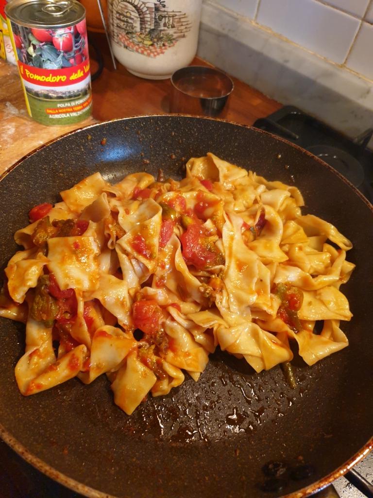 Pappardelle Rampi - Agricola Valdichiana Rampi - Filosofie Cucina